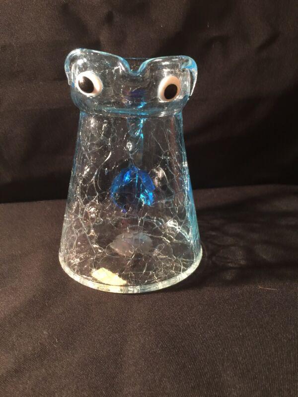 Antique Beautiful Blue pitcher