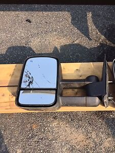Gmc towing mirrors