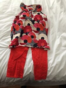 Girls outfit from Gap, size 12