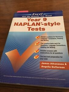 Year 9 NAPLAN * -style Tests Meadow Springs Mandurah Area Preview