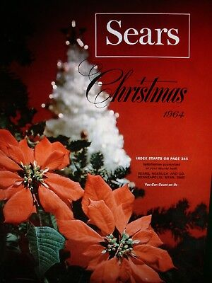 1964 SEARS CHRISTMAS CATALOG  ON DVD / TOYS AND MORE