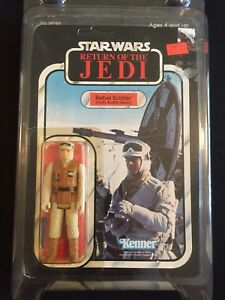 Star Wars Vintage Kenner sealed figures
