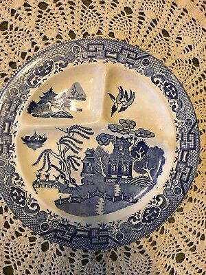 Bluewillow Grill Plate