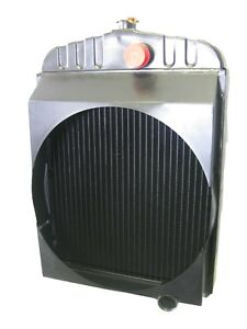 Oliver Tractor Radiator 1550 1555 1600 1650 1655 Models OE# 163342AS 163343AS