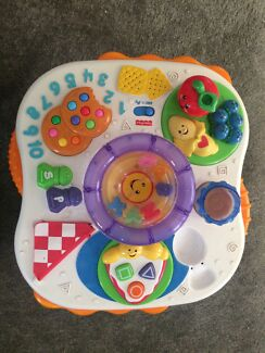 Fisher price activity table Bonogin Gold Coast South Preview