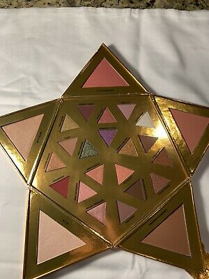 Authentic Too Faces Christmas Star Eye Shadow Pallette ()