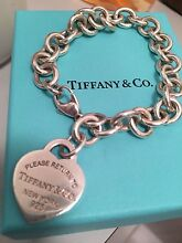 Tiffany and co bracelet Rivervale Belmont Area Preview