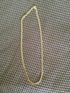 Mens 9CT Gold Chain Necklace
