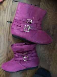 Brand new toddler girl boots size 7