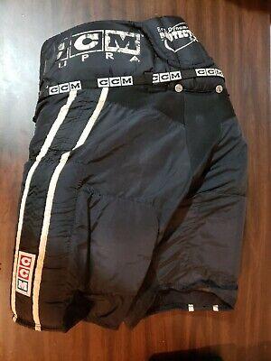 Older Model Brand New MBP System Cooper Ice Hockey Pants Black Shell