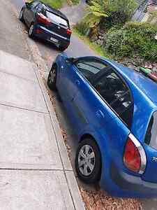 Kia Rio 09 Hatchback $4800 ONO Terrigal Gosford Area Preview