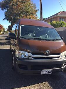2008 Toyota Hiace Van/Minivan Blair Athol Port Adelaide Area Preview