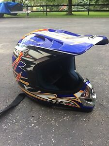 Kids dirt bike helmet