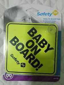 Baby on board sign Rutherford Maitland Area Preview