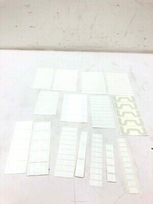 Alien Technologies Rfid Stickers 15 Sets Of 10 150 Total H4 10 Of Each Package