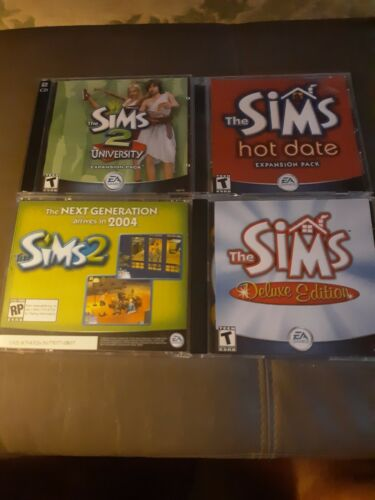 Sims Games - $10.40