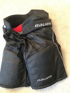 Bauer hockey pants, jr medium