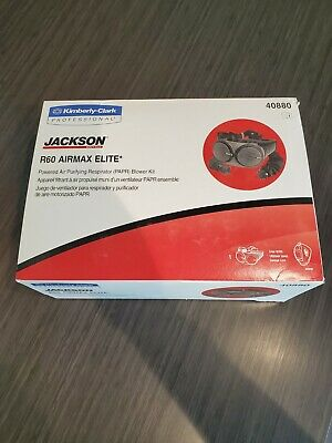 Jackson R60 Airmax Elite Powered Respirator