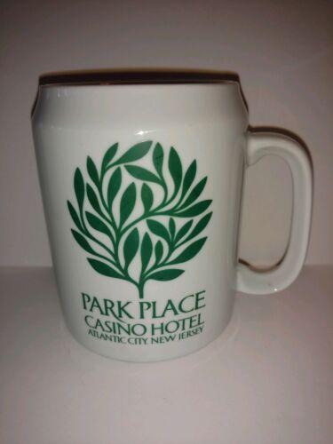 Park Place Casino Hotel coffee mug Atlantic City New Jersey 4 1/2 in - stein
