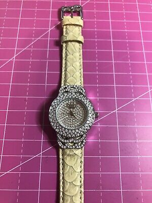 Activa Swiss Ladies Watch Beige Band New!