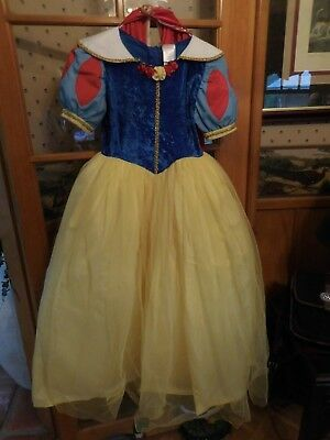 Snow White Costume from Disney World, Extremely Nice and Fancy Size Child 7-10](Extreme Costumes)
