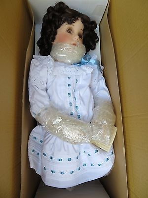 Maud Humphrey LE Collector BIG Doll by Seymour Mann NRB Mint