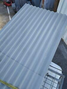 Corrugated colorbond sheeting