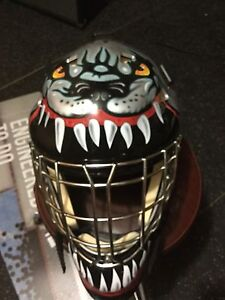 Goalie mask new