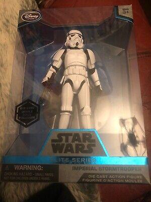 Star Wars Elite Series - Imperial Storm Trooper - NEW Sealed - Die Cast Figure