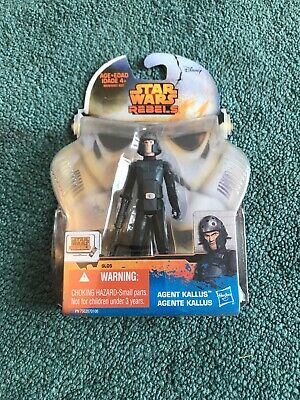 "Star Wars Rebels AGENT KALLUS New! 3.75"" Figure"
