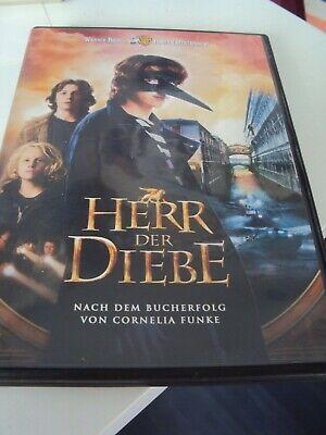DVD:  Herr der Diebe (2006) - nach dem Buch von Cornelia Funke - Warner