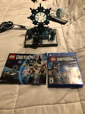 LEGO DIMENSIONS STARTER PACK (Sony PlayStation 4) PS4