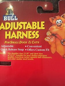 Adjustable Harness for small dog or cat