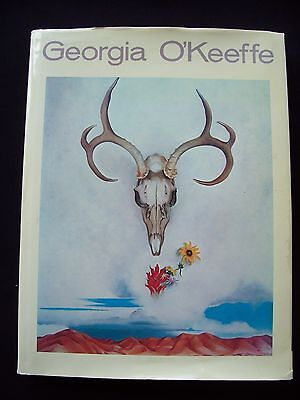 Georgia O'Keeffe. Bildband 1977