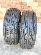TYRES X 2  WANLI 215/60R1695H  S-1023 Victoria Point Redland Area Preview