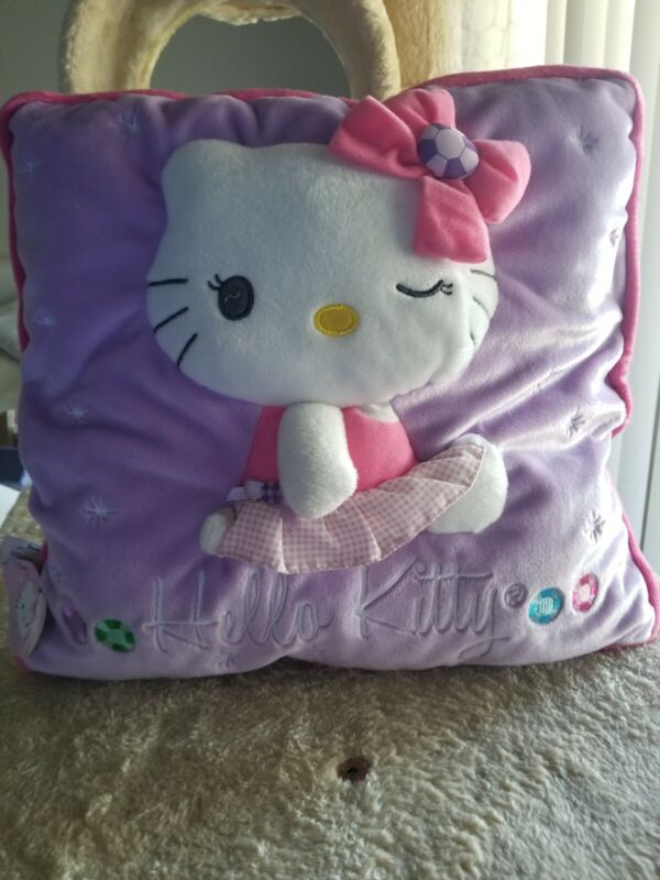Hello Kitty Pillow