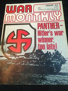 War Monthly 1975 magazine Ascot Brisbane North East Preview