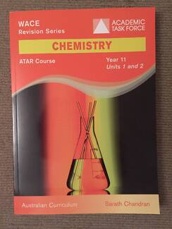 High School Year 11 and Year 12 textbooks