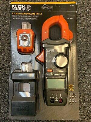 New Klein Tools Cl120kit Test Kit