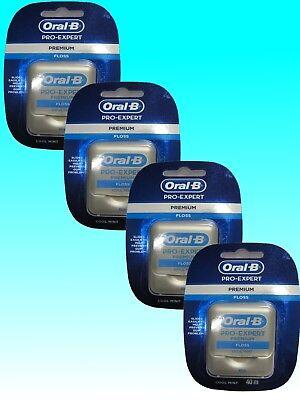 Oral-B PRO-EXPERT Premium Zahnseide 40 m Spender 1er - 4er Pack Floss ()