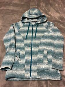 Under armour full zip hoodie (medium)