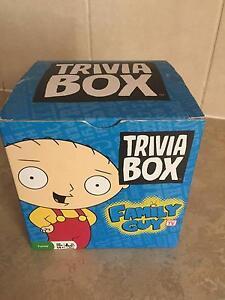 Family Guy Trivia Box Lyndoch Barossa Area Preview