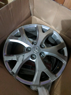 Mazda SP23 Wheels