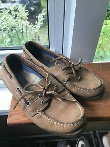 Womens Sperry original boat shoe