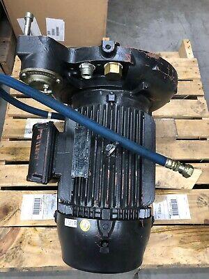New Oem Sullair Compressor Motor 25 Hp 02250160-815 230460