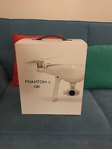 Phantom 4 brand new with extra one battery and warranty Narwee Canterbury Area Preview