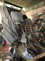 Service de ramassage de débris et déchets de construction ⭐️⭐️⭐️