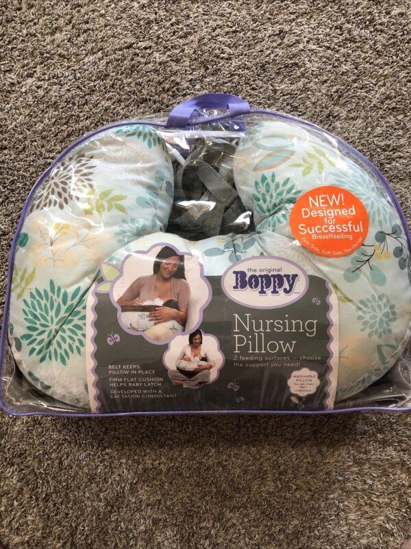 Boppy Best Latch Breastfeeding Pillow, Thimbleberry
