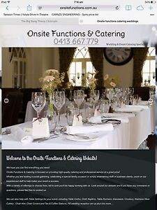 Discount wedding catering & set ups Carindale Brisbane South East Preview