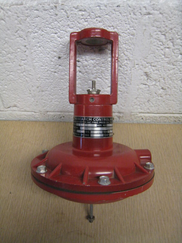New Badger Meter Metering Model RV78S Research Control Valve Free Shipping